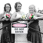Do not enter by Laura Mitchell