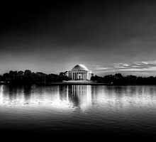 Jefferson Memorial by capturedjourney