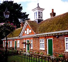 Twitty's Almshouse, Abingdon by BronReid