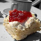 Devon Cream Tea by Rob Hawkins