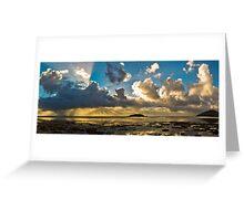 Esplanade Panorama Greeting Card