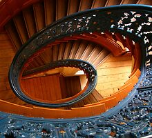 Heavenly Staircase by IngridSonja