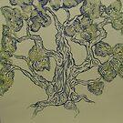 Decorated Tree 2 by MegJay