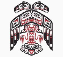 Haida - With Respect Kids Clothes