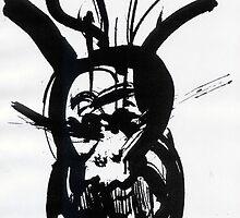 Shrunken Head by Leigh Blackmore
