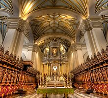 Cathedral of San Francisco • Quito • Ecuador by William Bullimore