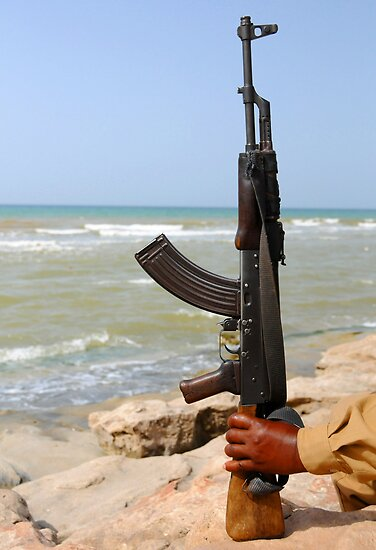 Somalia by George Kashouh