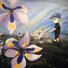 Scamp - Original Sold by Kathleen Duronio