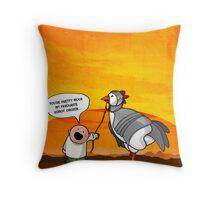 Favourite Chicken Throw Pillow
