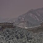 The Great Wall at JinShanLing by James Godber