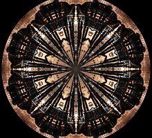 Schneeflocke für Gustav Klimt by compoundeye