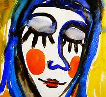 Madonna 2 by HeklaHekla