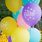 Baby Balloons by Tracy Riddell