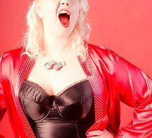 Miss Noir by Matt Sillence