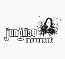 Junglist Movement  by inkspire