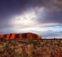 Uluru by Steven Potashnyk