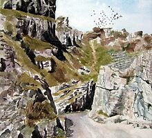 """""""King's Land"""" - Cheddar Gorge, The Mendip Hills, Somerset by Timothy Smith"""