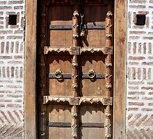 Heritage Door  by Shubd