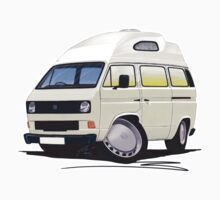 VW T25 / T3 (High Top) White Kids Clothes