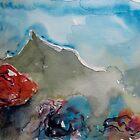 Mountain top by Stèf Belleu
