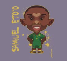 Samuel Eto'o World Cup by alexsantalo