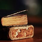 Old books are a real treasure by Michel Raj