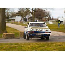 Chevrolet Firenza Photographic Print