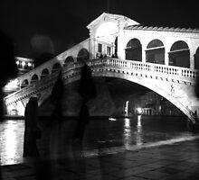 Bridge of Ghosts by Josephine Pugh