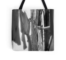 Hanging Laundry - Italy Tote Bag