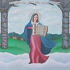 Our Lady of the Blessed Accordion by RedFiddler