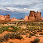 A View at Arches National Park by JimGuy