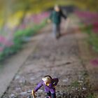 Small World #1 by beanphoto