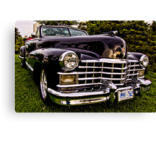 1947 Caddy Convertible Canvas Print
