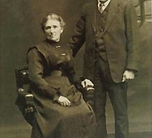 My Grandparents - circa 1920  by EdsMum
