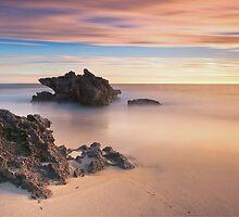 Big Rock Little Rock II by Jonathan Stacey