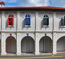 Windows and doors in Singapore by Adri  Padmos