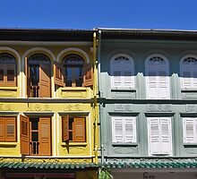 Windows and doors in Singapore 3 by Adri  Padmos