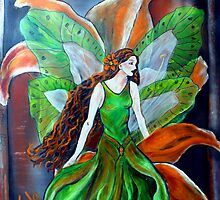 flowerfairy by Tiela