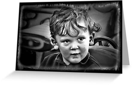 Little Omar by Hany  Kamel