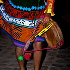 AYACUCHO DANCER by Christine Kradolfer