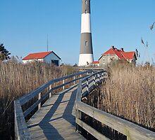 FINS Lighthouse by John  Kapusta