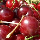 Lots and lots of cherries!! by typicallyme10