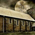 Haunted Chapel by Ann  Van Breemen