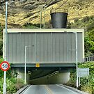 Tunnell Into Lyttelton. by cullodenmist