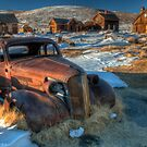 Broke down in Bodie by Dan Davies