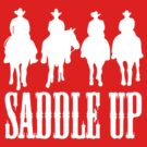 Saddle Up Cowboys (Dark) by KimberlyMarie