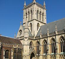 St John's College, Cambridge, England by wiggyofipswich