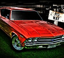 Chevelle by Dane Walker