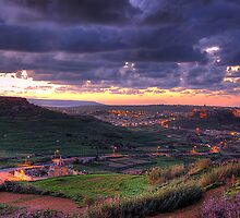 Early Morning in Gozo by Xandru