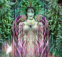 Titania Queen of the faeries by Bill Brouard